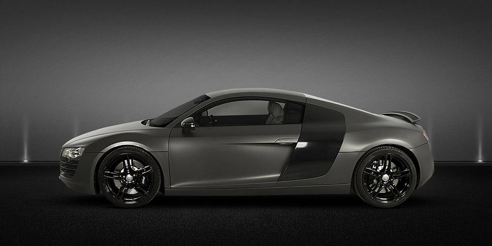 Audi R8 V8 en DME GT Club
