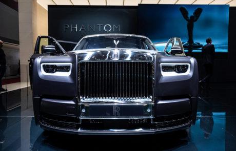 Rolls Royce Salón del Automóvil de Ginebra