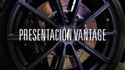 Llanta Aston Martin Vantage Presentacion DME GT Club