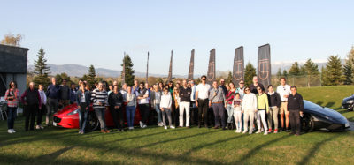 Entrega Premios Torneo Golf Fontanals DME GT Club