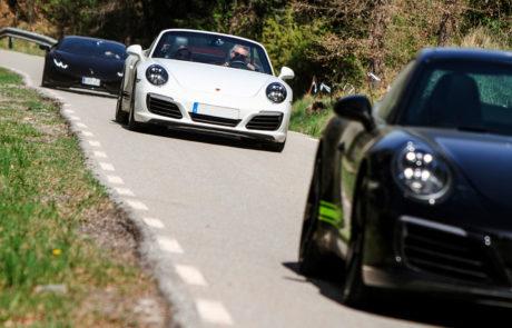 Porsche Ruta GT Session