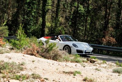 Porsche Campo ruta GT Club
