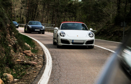 Porsche GT Session DME Ruta