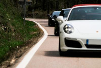 Porsche Lamborghini Ruta DME GT Club
