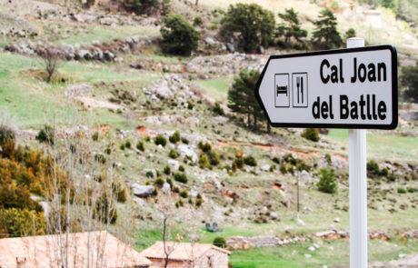 Ruta Natura Cal Joan de Batlle