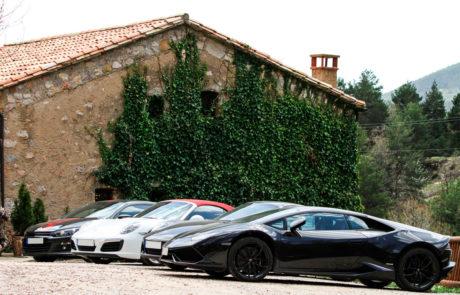 Restaurante Lamborghini Porsche GT Club