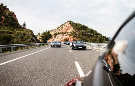 Ferrari Lamborghini Porsche Ruta DME GT Club