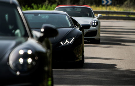 Porsche Lamborghini DME Ruta