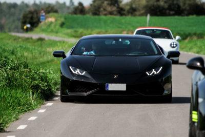 Lamborghini ruta Berguedà GT Club