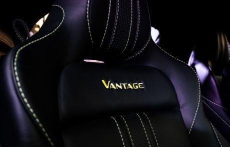 Aston Martin Vantage Presentacion DME GT Club baket