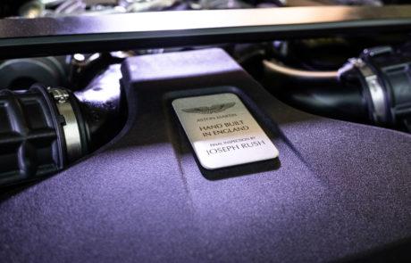 Aston Martin Vantage Presentacion DME GT Club Chasis