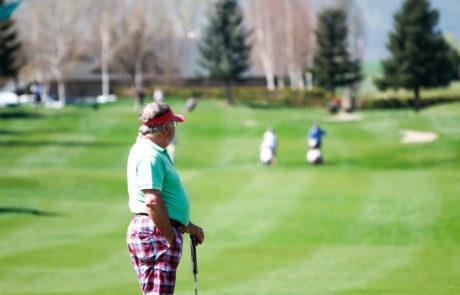 Torneo Golf Green Jugador