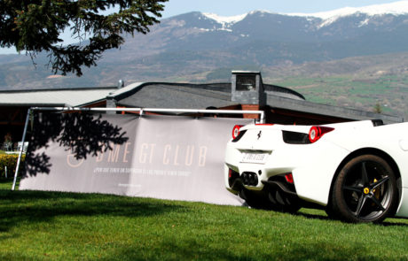 Ferrari 458 GT Club Golf Fontanals