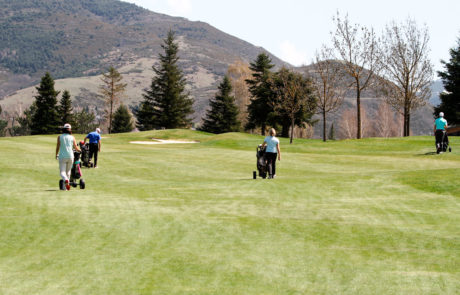 Campo Golf Fontanals GT Club