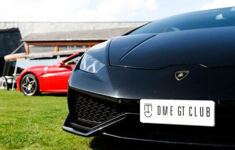 Golf Fontanals Lamborghini Ferrari