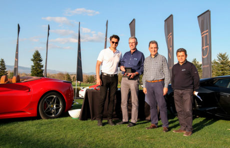Golf Premios GT Club Fontanals