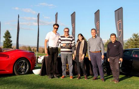 Golf Fontanals Premios Torneo Ferrari