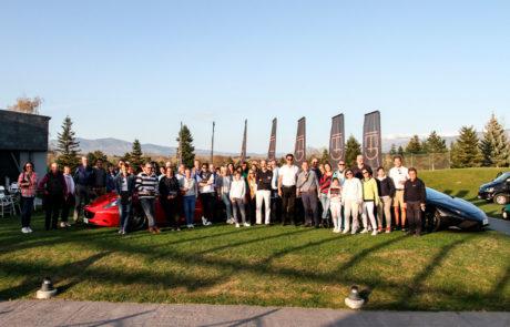 Premios DME GT Club Fontanals Ferrari Lamborghini