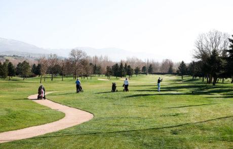 Campo de Golf Fontanals Torneo
