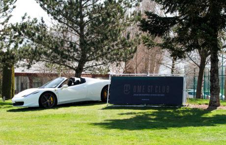 Ferrari 458 Torneo Golf Fontanals