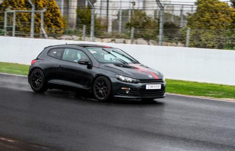 Trackday Volkswagen Scirocco Montmelo