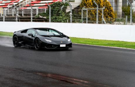 Lamborghini circuit de catalunya
