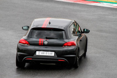 Volkswagen Scirocco Trackday Montmelo