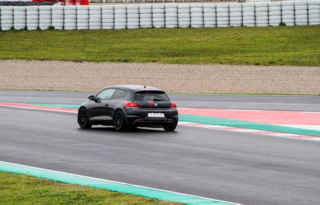 Trackday Montmelo Volkswagen Scirocco