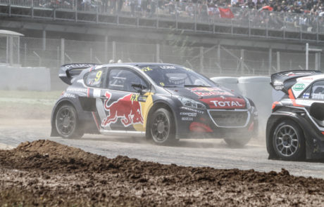 Rally Cross Peugeot Redbull DME GT Club