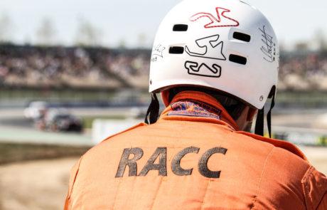 Rally Cross Comisario DME GT Club