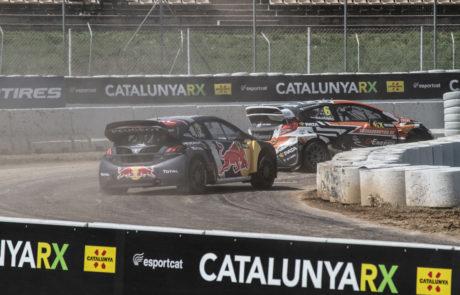 Rally Cross WRX Redbull derrape GT Club DME