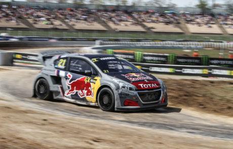 Peugeot Redbull WRX DME GT Club