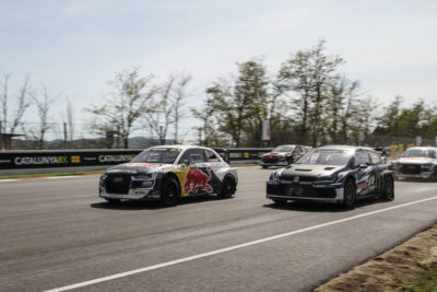 Audti Volkswagen WRX Redbull GT Club DME