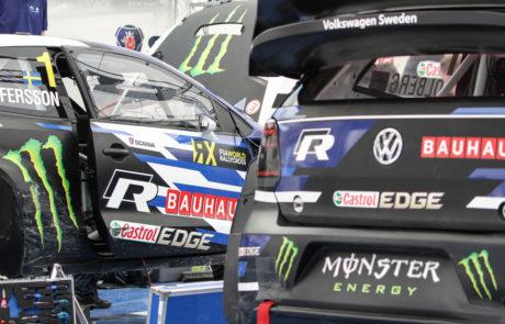 box rallycross volkswagen DME GT Club