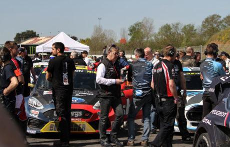 parrilla rally cross montmeló DME GT Club