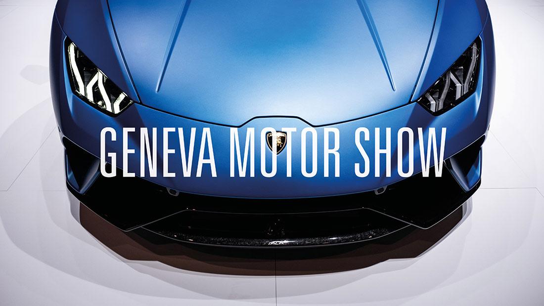 DME GT Club en el Salón del Automóvil de Ginebra 2018