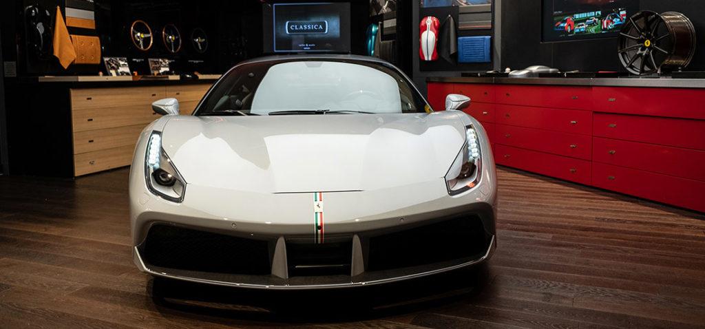 Ferrari Tailor Made Salón del Automóvil de Ginebra