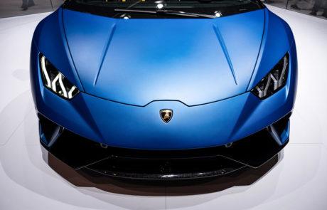 Lamborghini Salón del Automóvil de Ginebra 2018