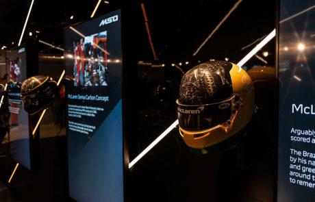 McLaren Senna Carbon Concept Salón del Automóvil de Ginebra 2018