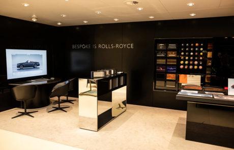 Rolls Royce Bespoke Geneva Motor Show