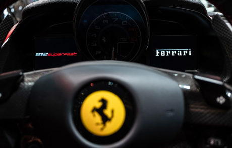 Ferrari 812 Superfast Salón del Automóvil de Ginebra 2018