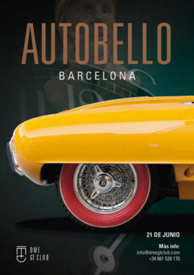 Autobello Barcelona evento GT Club