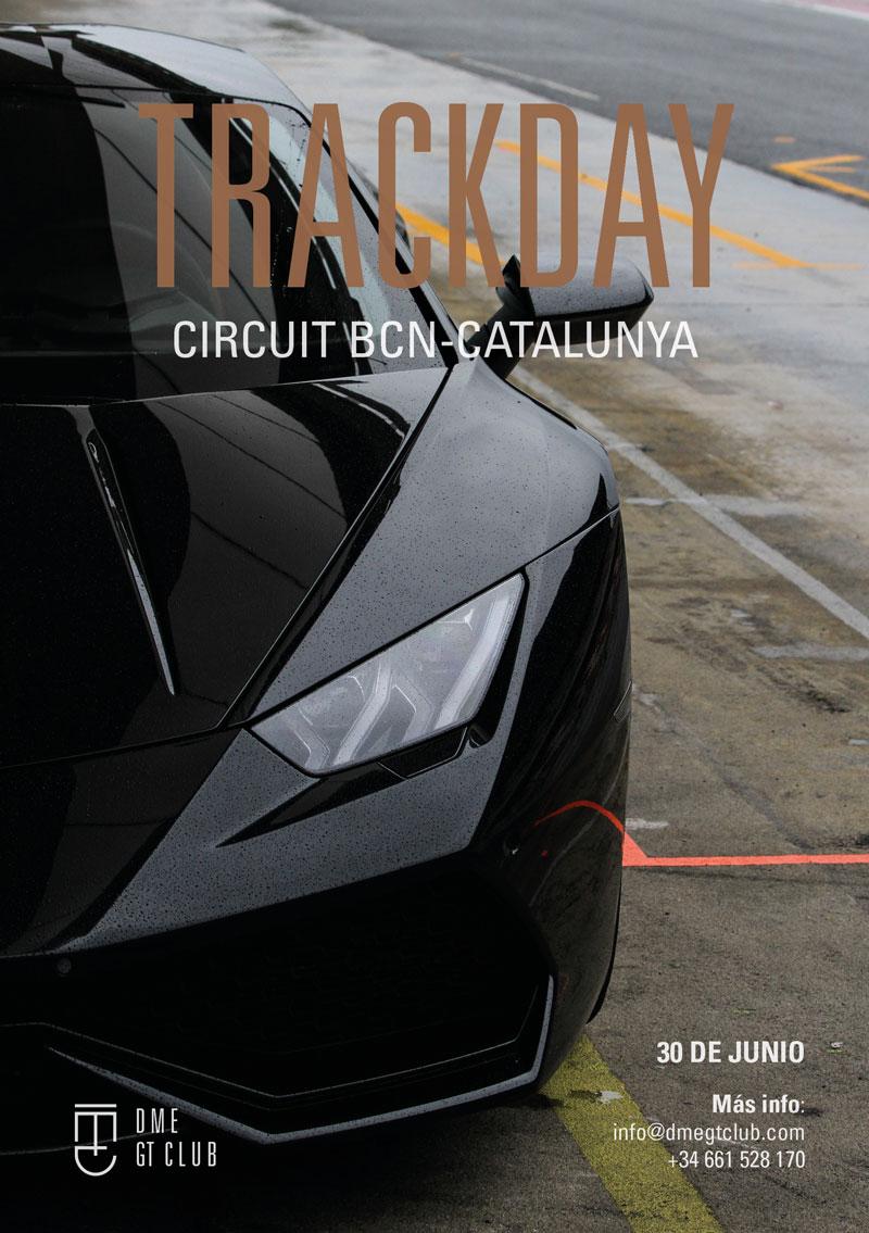 lamborghini Track Day Circuit cat