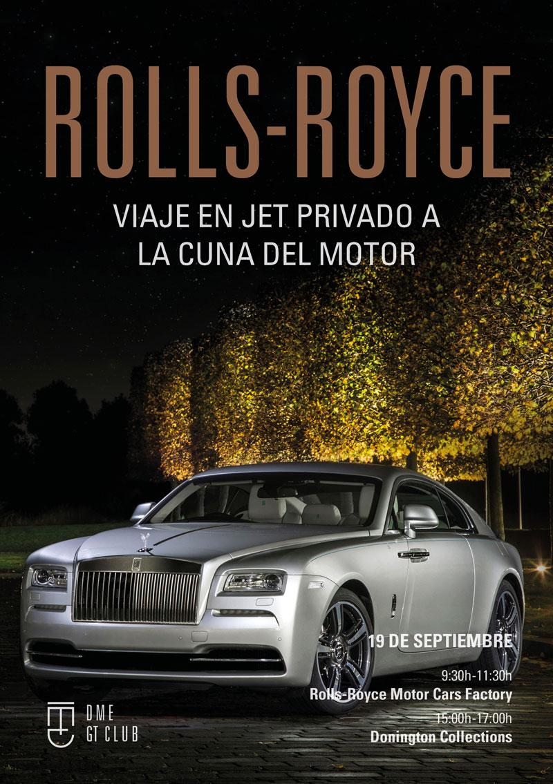 rolls-royce DME GT Club