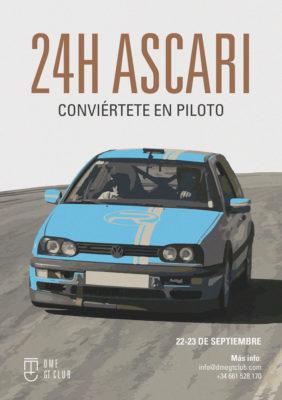 Golf MK3 ascari 24h