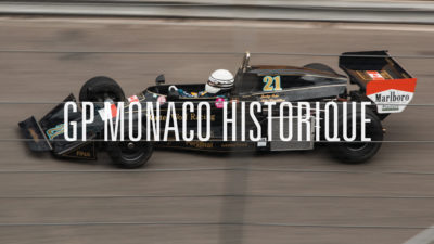 Formula 1 historique monaco