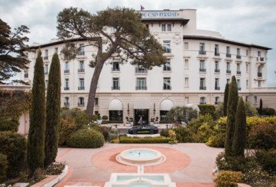 Cap-ferrat grand hotel gt club porsche