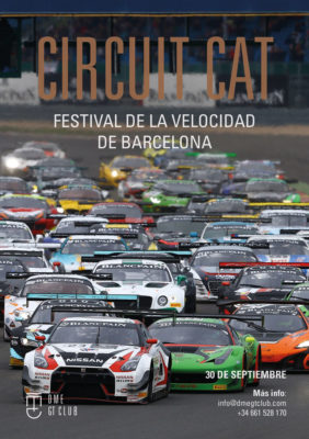 Circuit BCN Cat GT Club