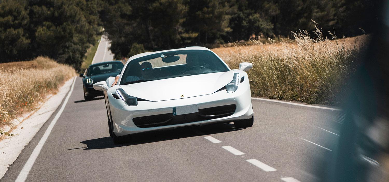 Ferrari 458 DME GT CLUB