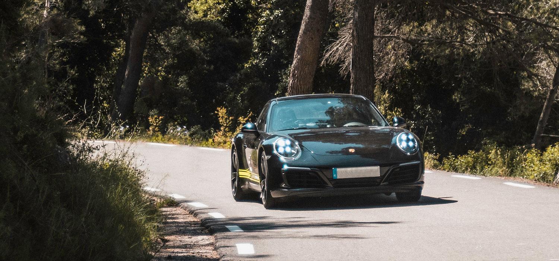 Porsche Carrera 911 DME GT CLUB
